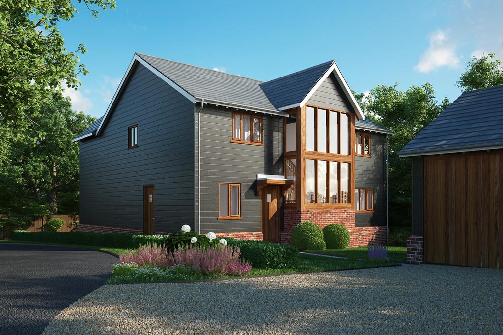 Beldam House, Barkway Road, Royston