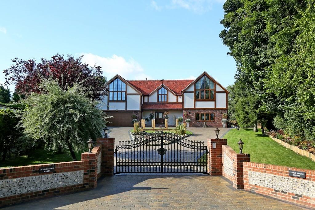 Pedlars Lane, Therfield, Royston