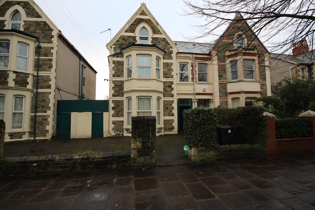Oakfield Street, Roath, Cardiff