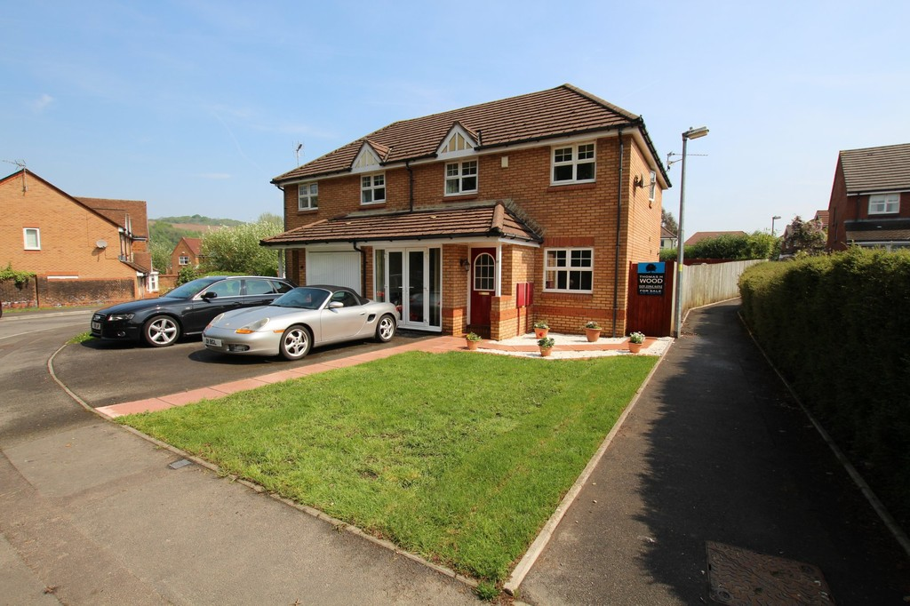 57  Maes Y Crofft, Morganstown, Cardiff