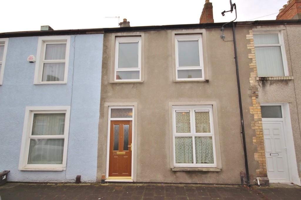 Ordell Street, Splott, Cardiff