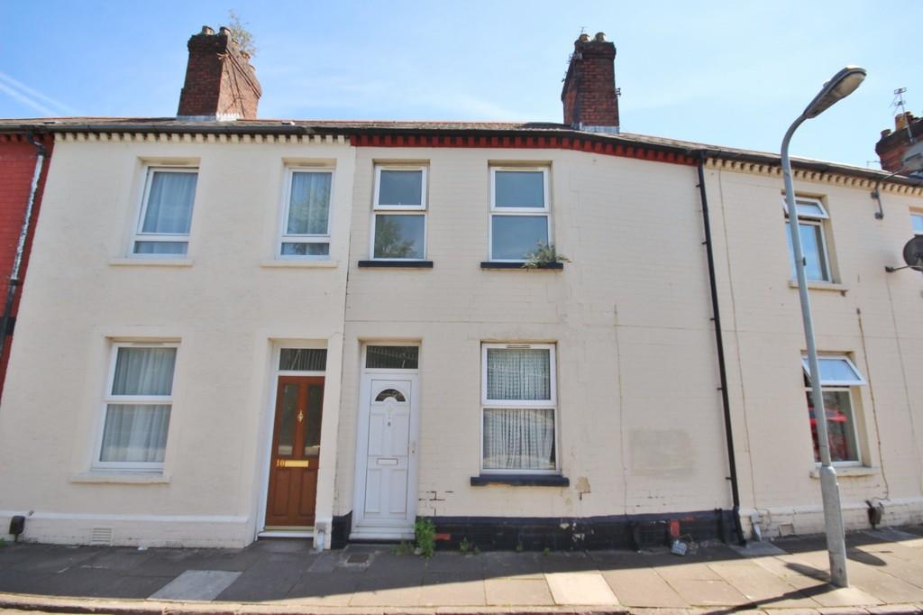 Adamsdown Place, Splott, Cardiff