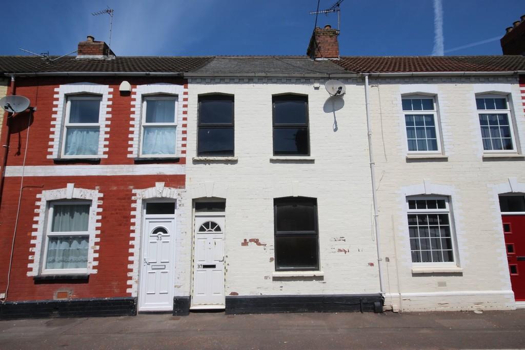 Aberystwyth Street, Splott, Cardiff