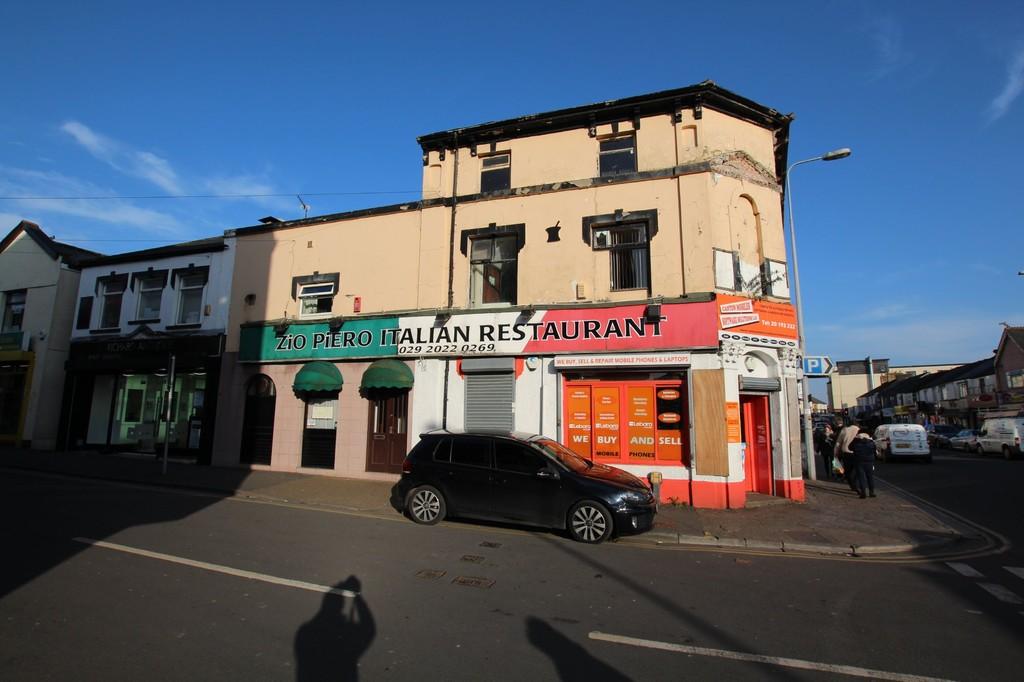 Cowbridge Road East, Canton, Cardiff