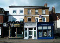 Newmarket High Street, Newmarket