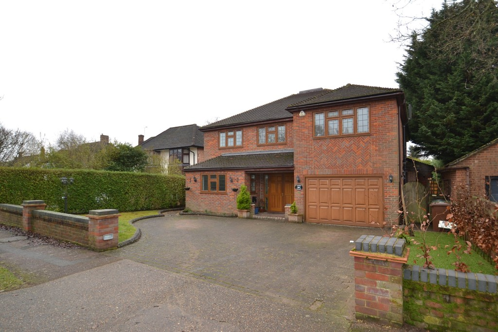 Williams Way, Radlett
