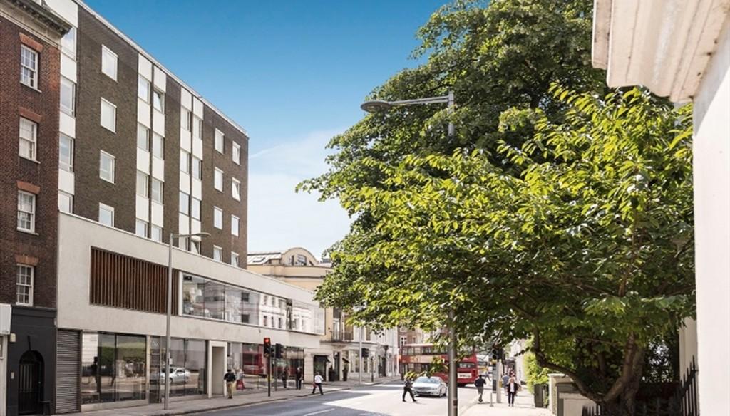 Fulham Road, London
