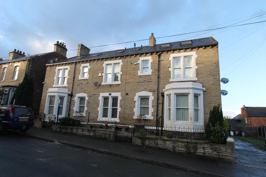Western Street, Barnsley