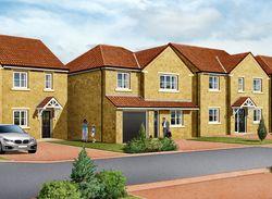 Plot 1, 'The Cambridge', Bellwood Court, Hoyland, Barnsley, S74 0BL