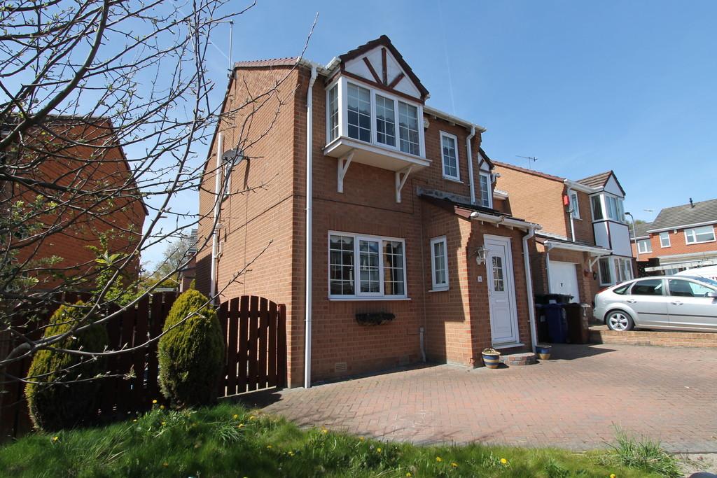 Old House Close, Hemingfield, Barnsley