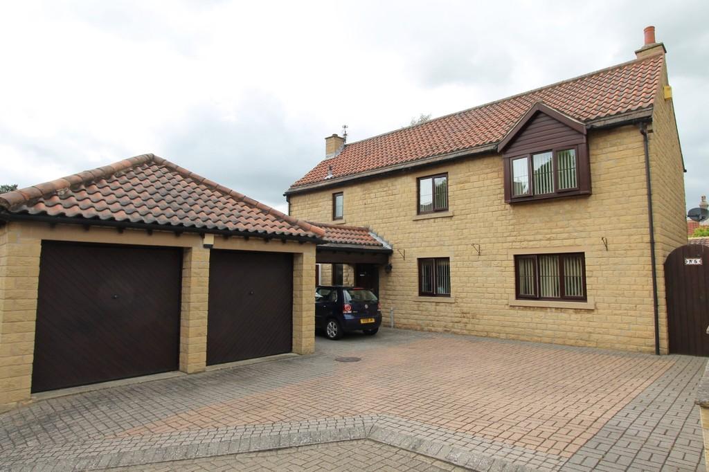 Home Farm Court, Hickleton, Doncaster, DN5 7AR