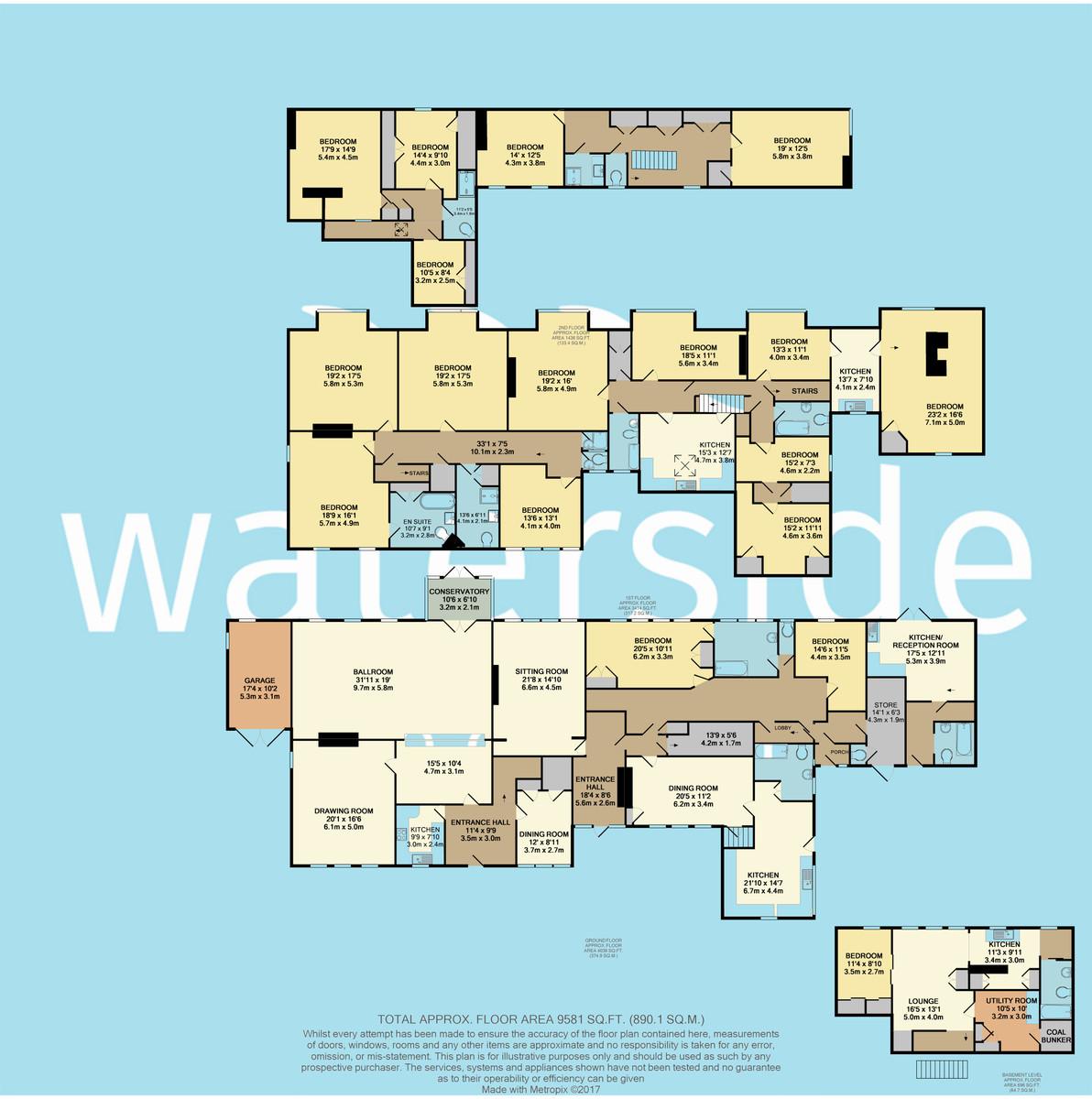 Cowes Floorplan