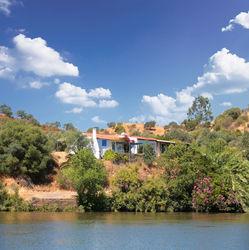 Guadiana River, The Algarve, Portugal