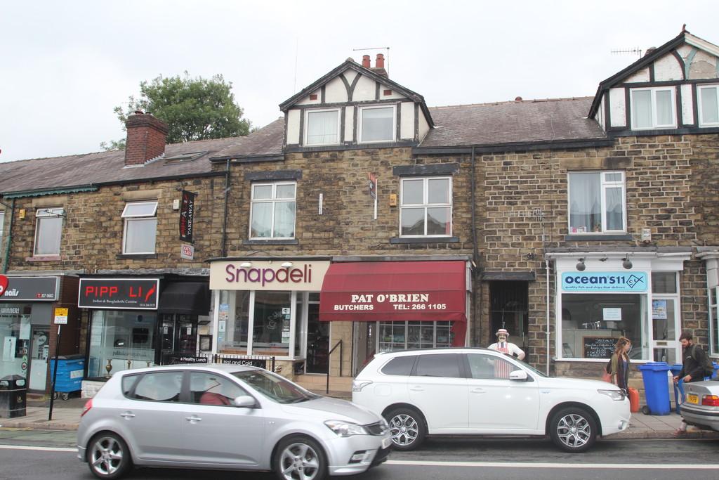 Ecclesall Road, Sheffield