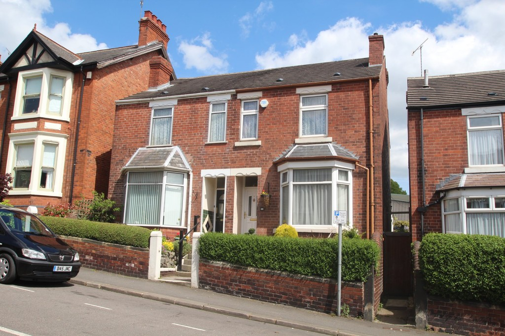 Clarence Road, Chesterfield, Derbyshire, S40