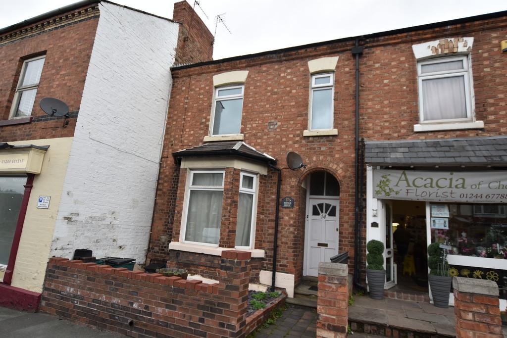 Chester Road, Saltney, Chester,