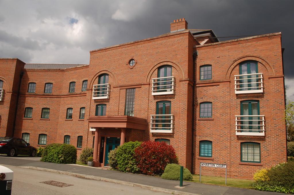 Wharton Court, Hoole