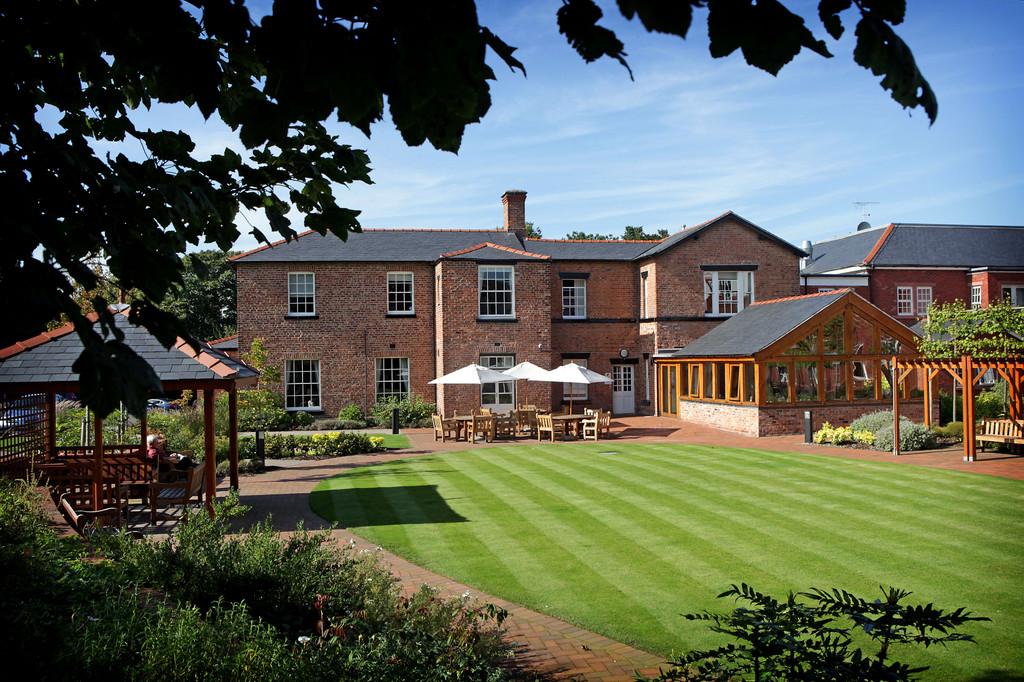 Boughton Hall, Filkins Lane, Chester,