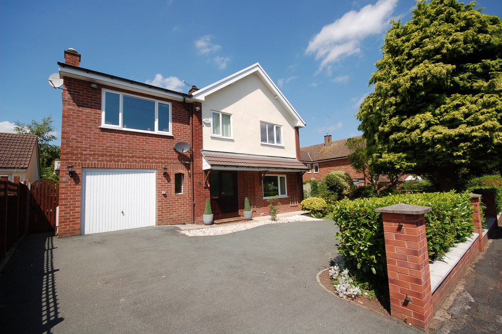 Pentre Close, Chester