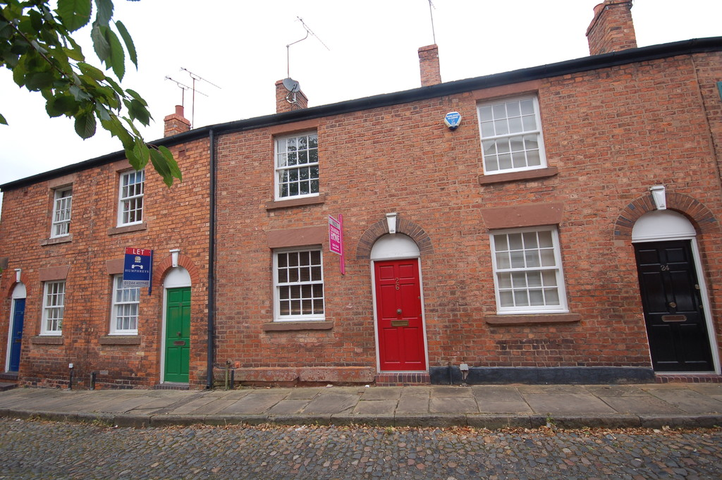 Greenway Street, Chester