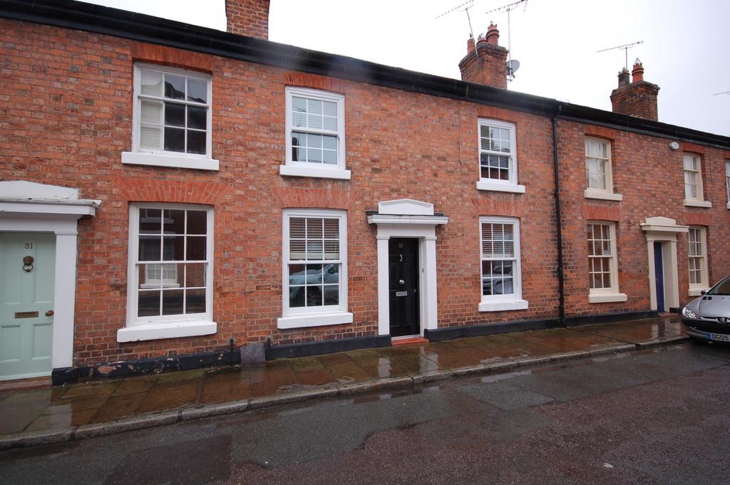 Pyecroft Street, Chester