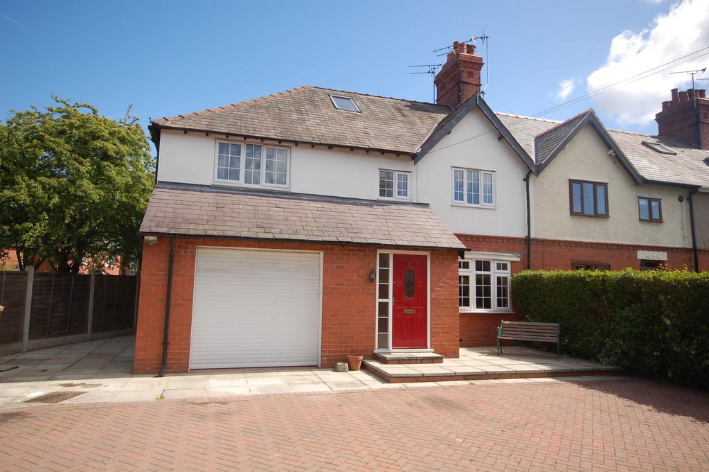 Heath Terrace, Chester