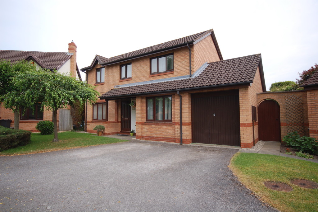 Daniell Way, Great Boughton, Chester,