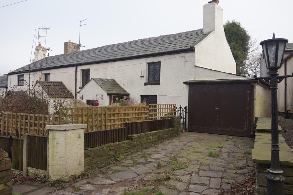 Eccleshill Cottages, Darwen