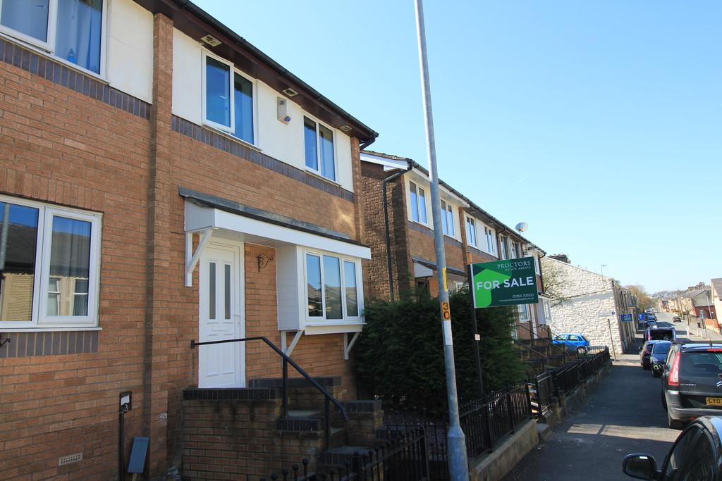 Harwood Street, Darwen