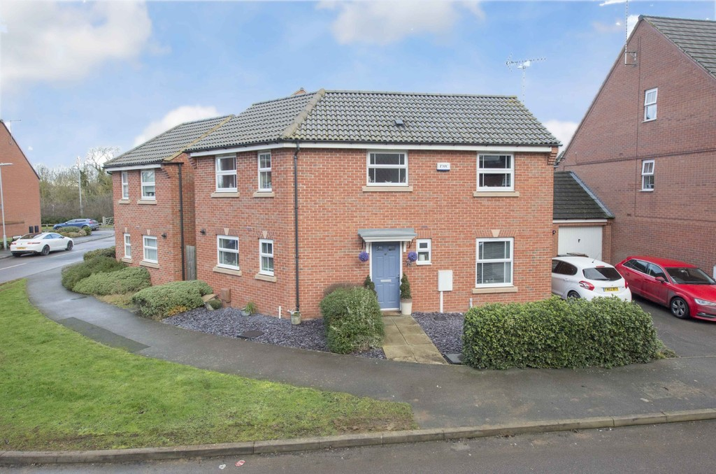 Frith Close, Great Oakley, Corby