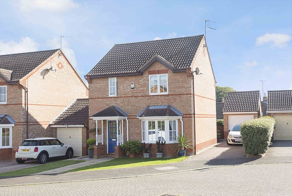 Hempland Close, Great Oakley, Corby