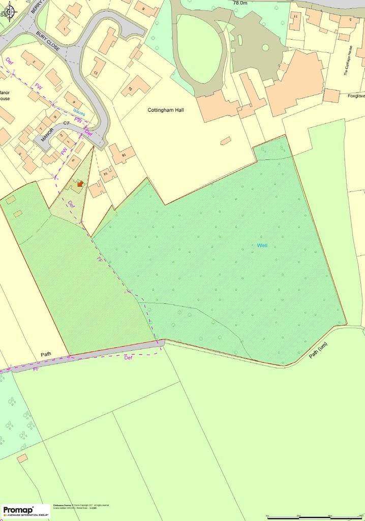 Bury Close, Cottingham
