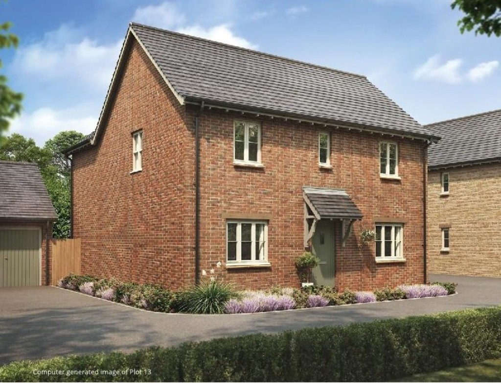 The Humberstone, Plot 26 Winchelsea Gate Oundle Roa