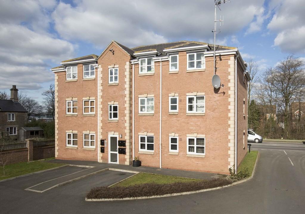 Shire Lodge Close, Corby