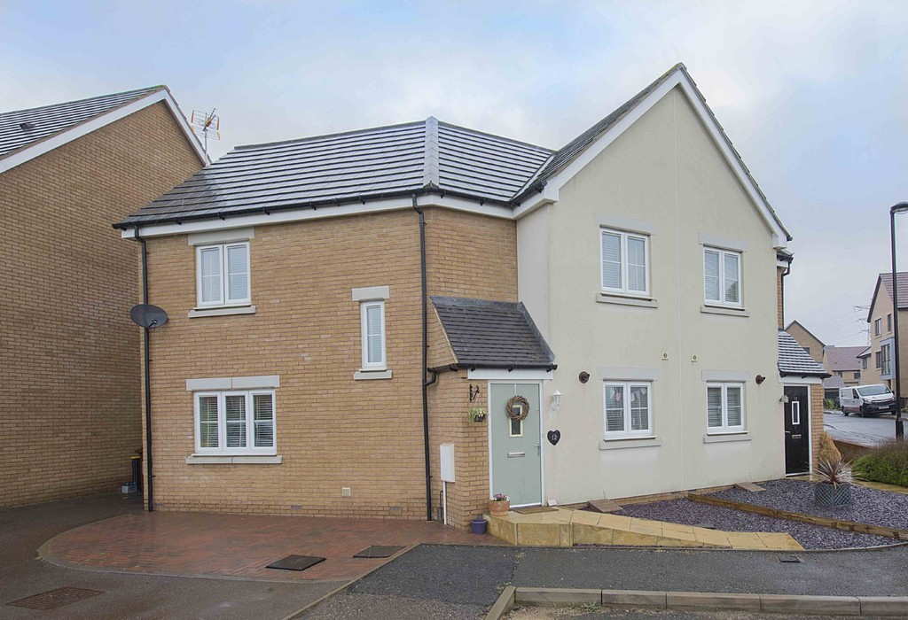 Wychewood Close, Little Stanion