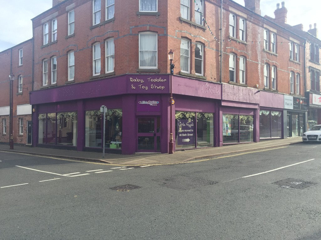 GF Retail Unit, Ilkeston Town Centre