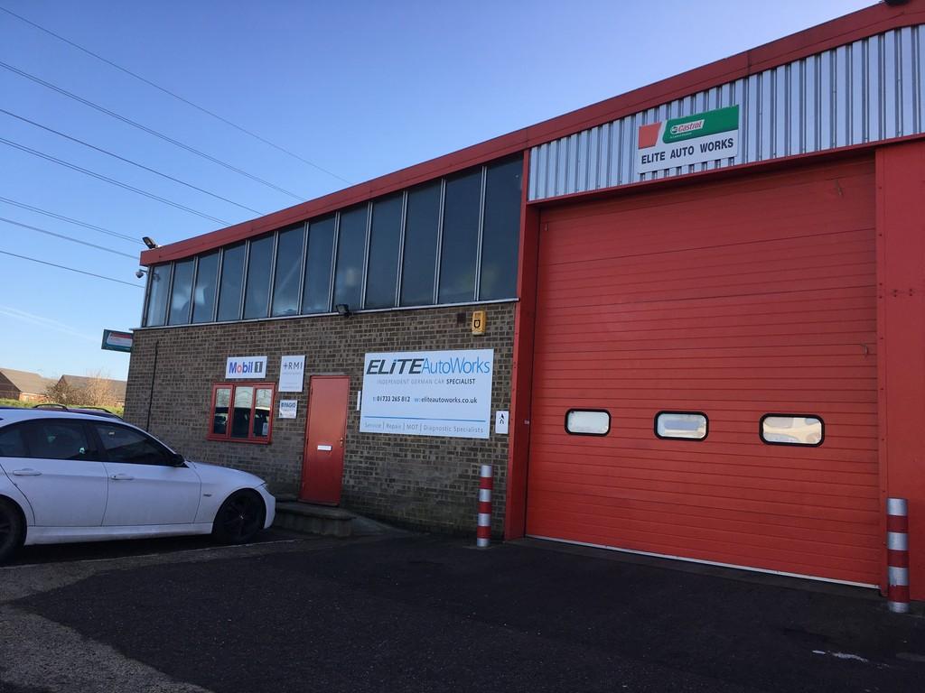 Business for sale, Specialist vehicle Service Centre, Peterborough