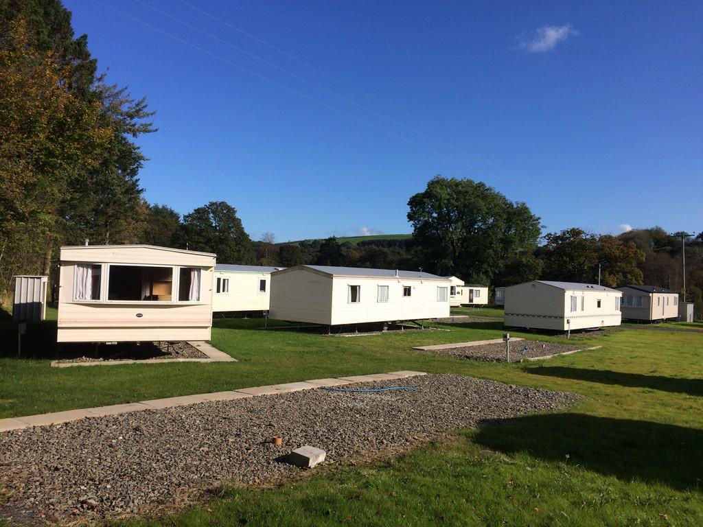 Caravan Park, South Wales