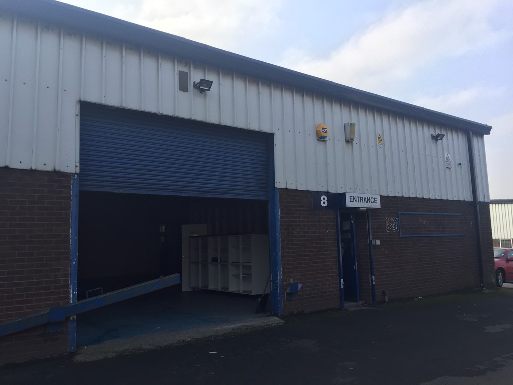 Light Industrial Unit to let in Sheffield