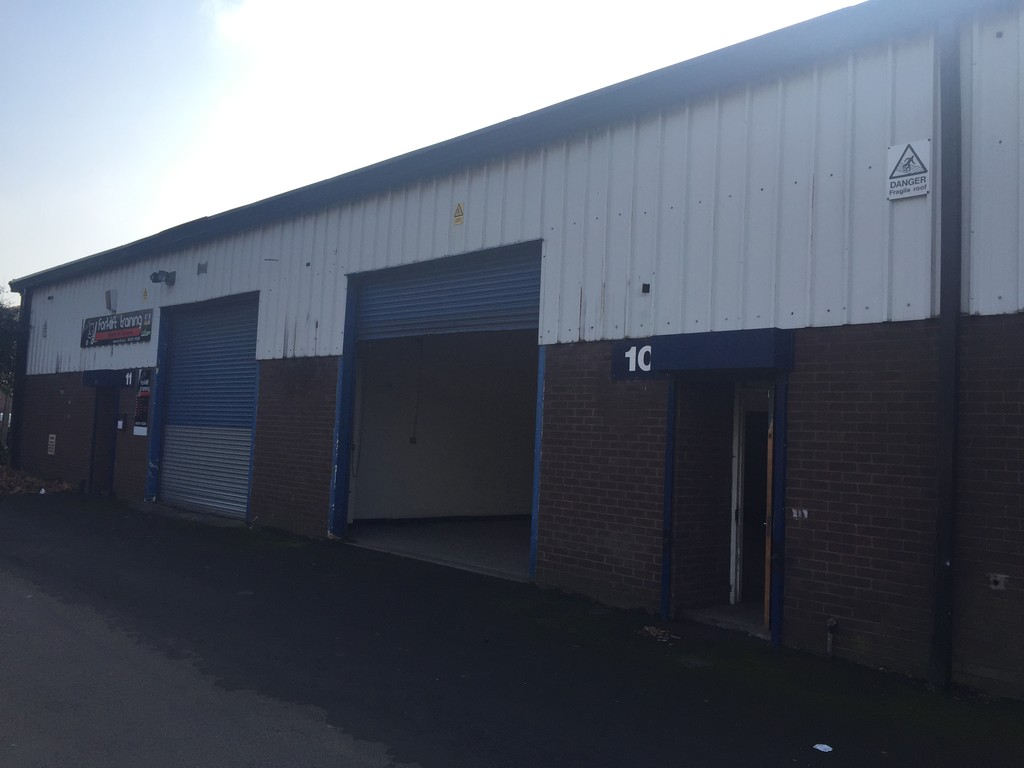 Industrial Unit for rent in Sheffield