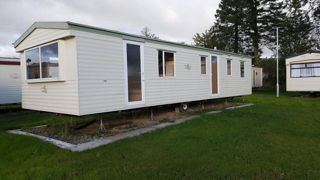 Selection of Caravans, Bacton, East Coast