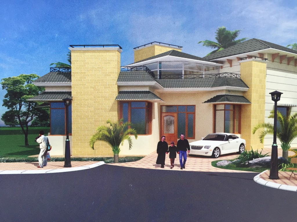 New 4 bed Detached Villa Investment - Airport Road - Amritsar