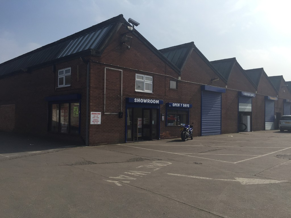 9,800 sq ft industrial space - Nottingham