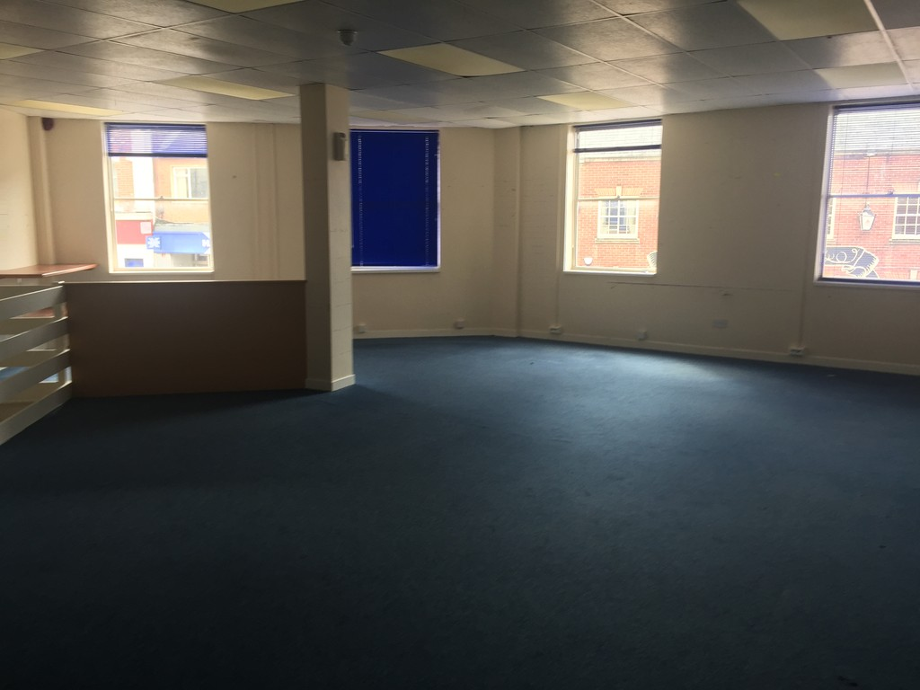 Commercial Investment Building, Shops Cafe and Offices - Leicester
