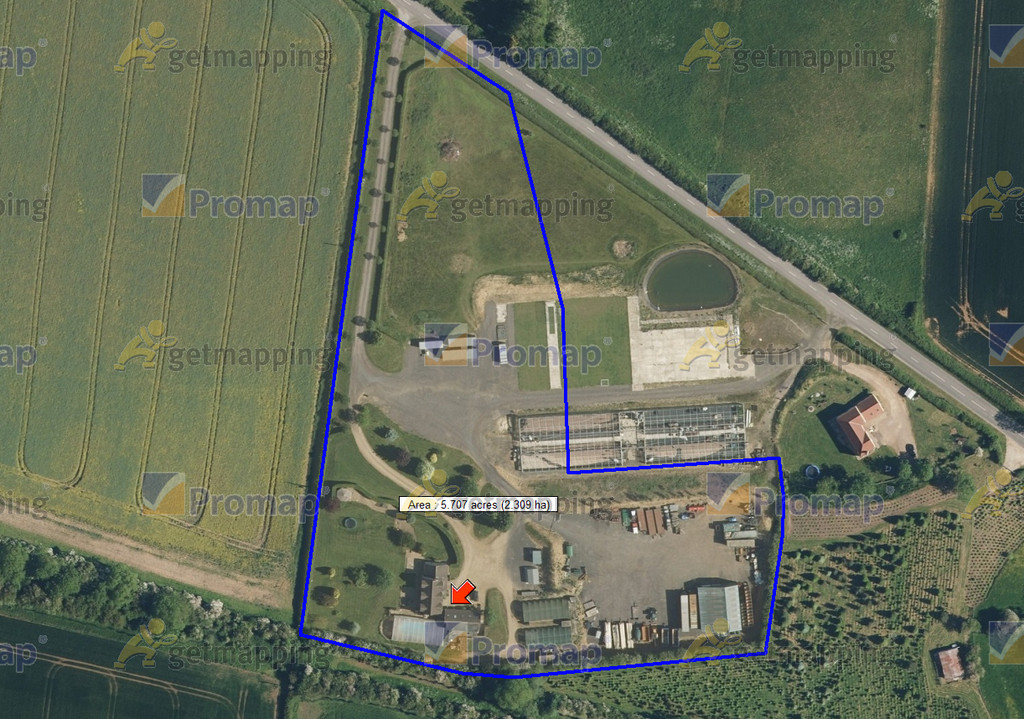 5.7 acres of Commercial land plus House and Business Opportunities