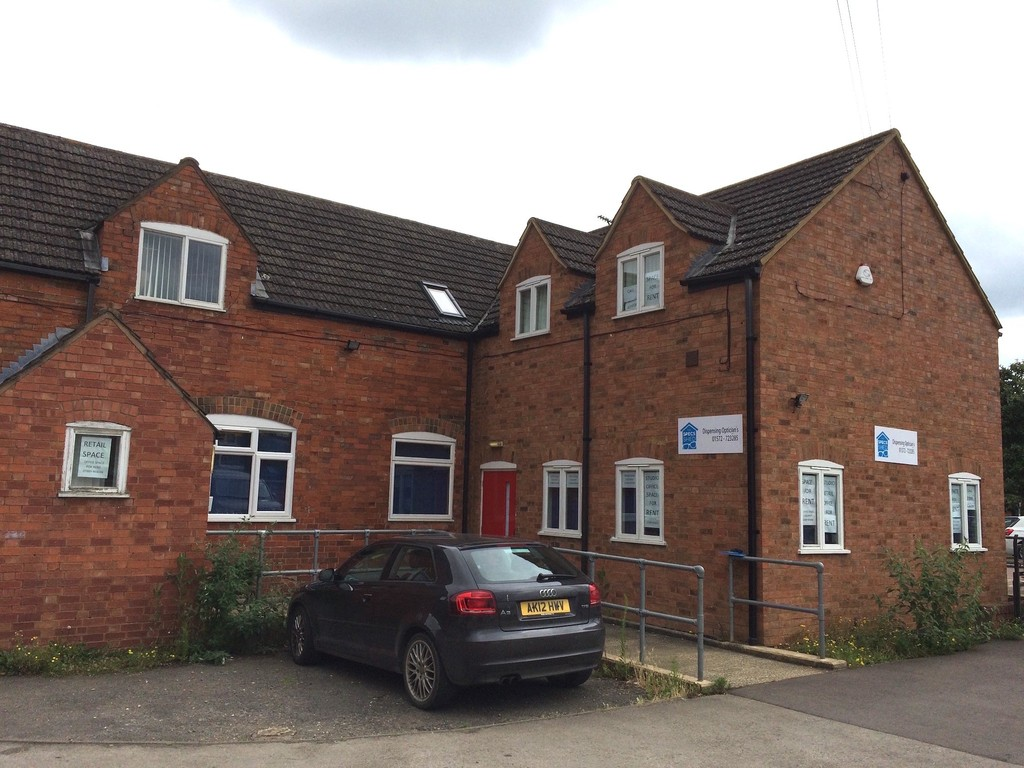 2 Storey Office Building in Central Oakham