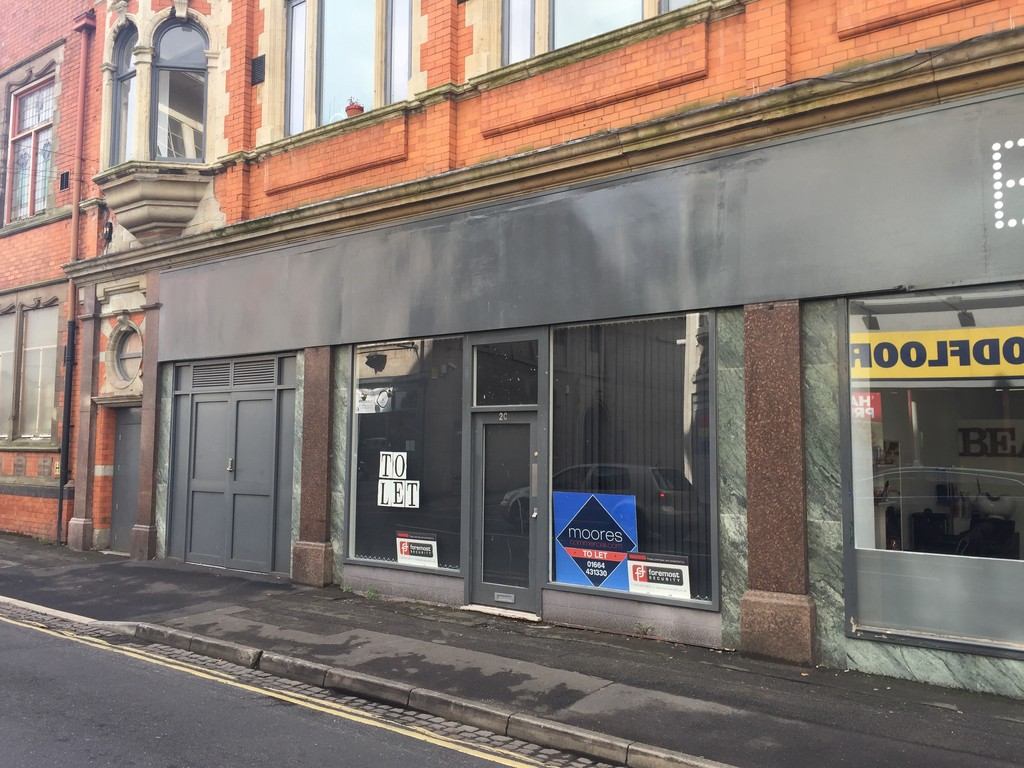 Ground Floor offices or retail - Long Eaton