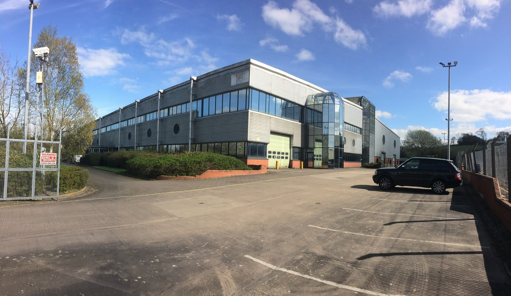 Crown Business Park, Old Dalby