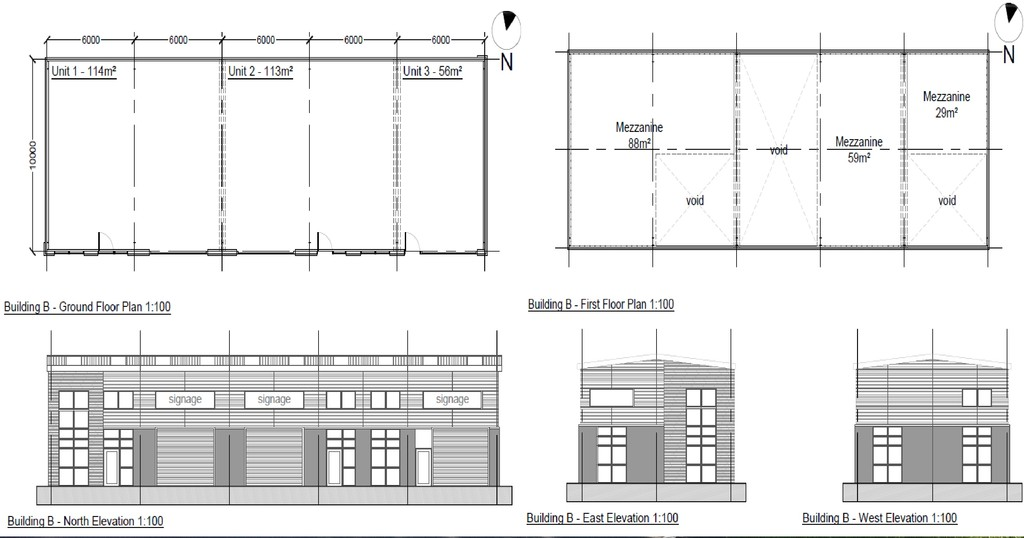 For Sale or Rent Brand New Industrial Units A1 Rutland