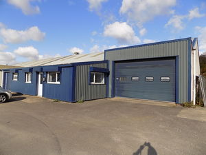 Norwood Road Industrial Estate, March